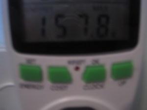 delonghi dem 10 dehmuidifier review wattage reading maximum watts running costs electricity
