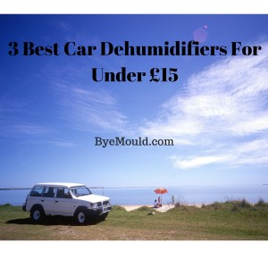 3 Best Car Dehumidifiers For Under £15