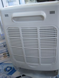 What is a dehumidifier used for