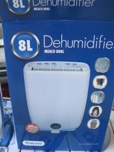 Meaco DD8L Dehumidifier