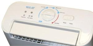 EcoAir ECO DD322FW Control Panel
