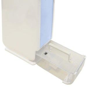 Mini DD122 Ecoair dehumidifier water tank