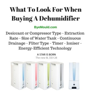 What To Look For When Buying A Dehumidifier byemould