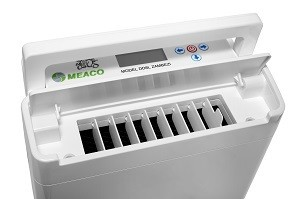 Zambezi Meaco Control Panel Features Handle