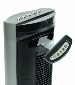 honeywell ho-5500re control panel wireless remote timer tower fan review best price