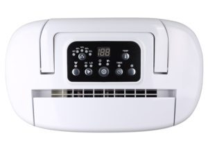 PureMate PM420 dehumidifier byemould control panel laundry mode ioniser timer fan speed settings
