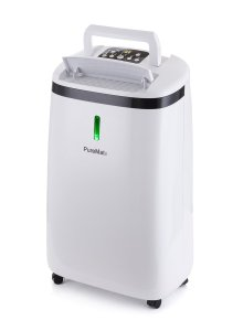 PureMate PM420 dehumidifier compressor mould mold damp humidity condensation house home boat caravan office hairdresser museum