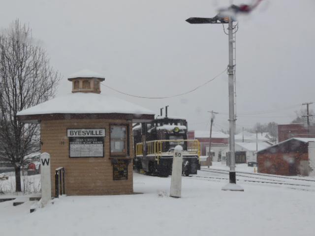 Byesville Scenic Rail Road