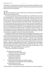 Why I Chose the ESV over the NASB (2/4)