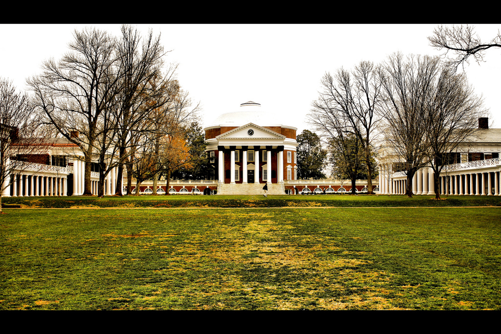 University of Virginia by Phil Roeder Flickr