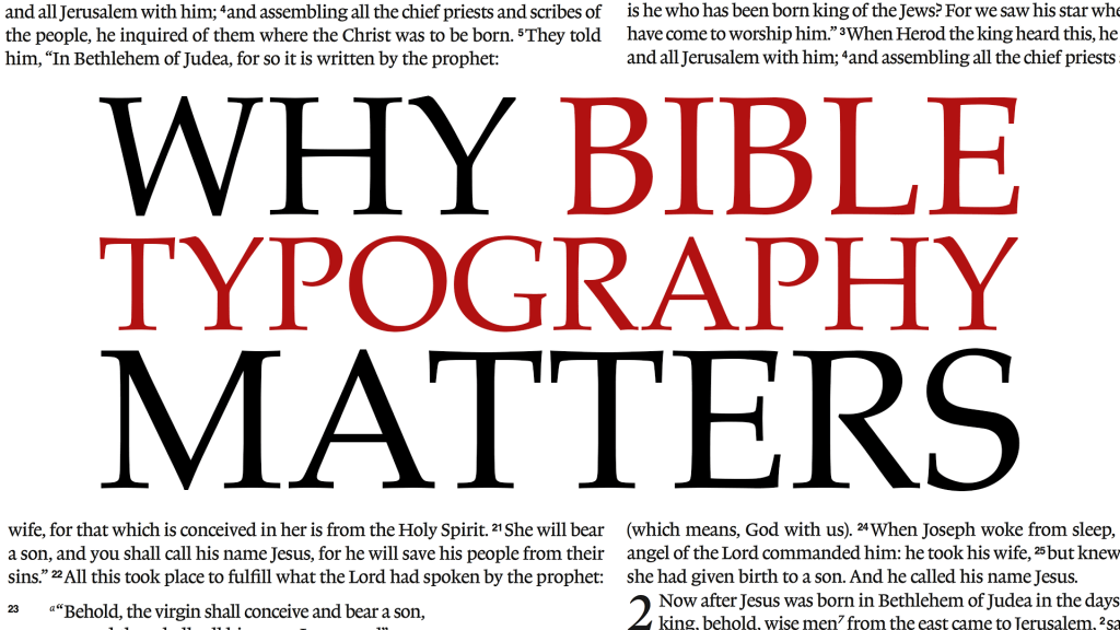 Why Bible Typography Matters copy