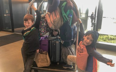A Major Family Adventure