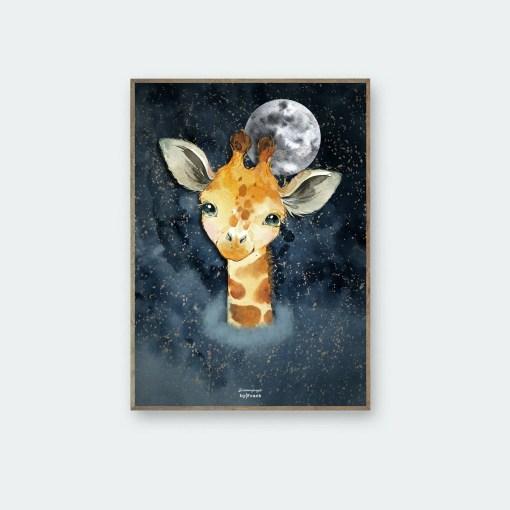 Giraf drømmefanger