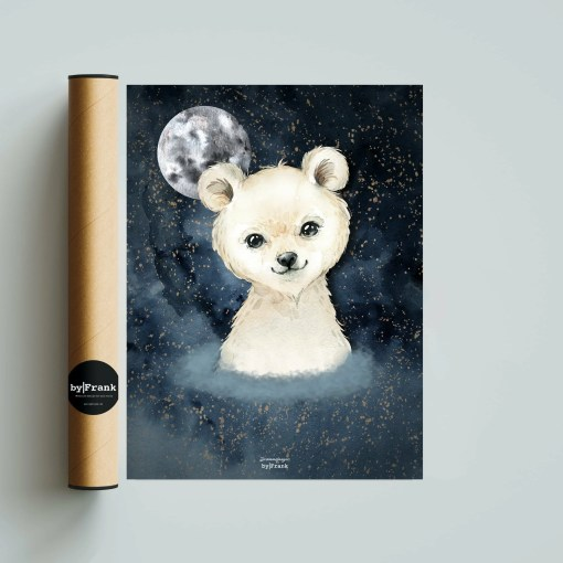 Isbjørn drømmefanger