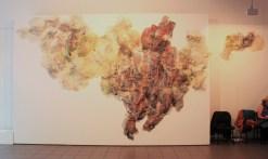 Travail In Situ Exposition Utopia in progress à Cité internationale de Art Paris 2014