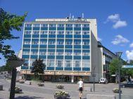 Stadshotellet i Värnamo invigdes 1955.