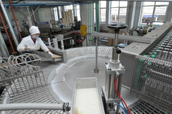 Минский хладокомбинат №2 Производство мороженого Каштан