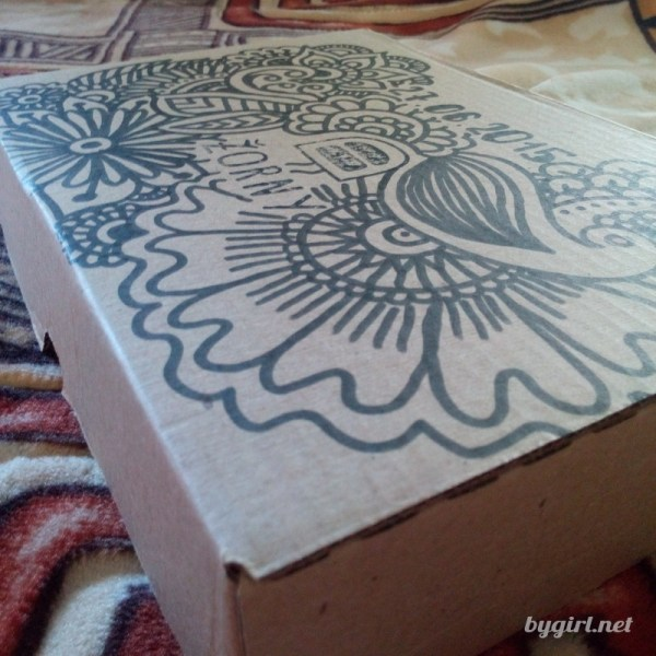 zentangle зенарт на коробках