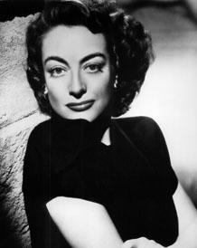 Actress Joan Crawford