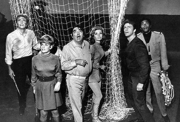 Andy Griffith show(black and white) Deadliest Catch Land of the lost