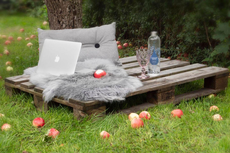 Fotoshoot, æbler og Colab