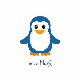 Här bor-pingvinen
