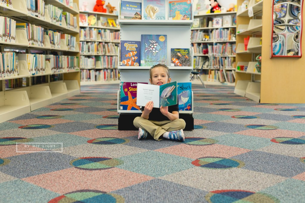 documentary photography capture the memory library St.Louis family photographer