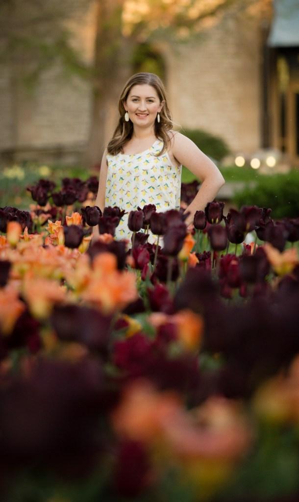 Senior Family Botanical Garden St Louis