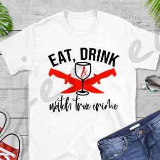 Eat, Drink, Watch Mock-Up