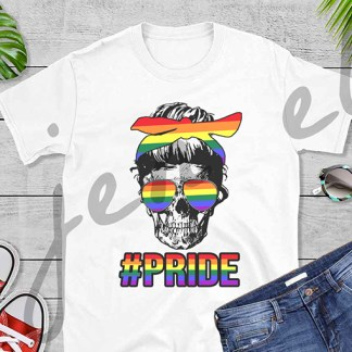 Pride Skull Mock-Up