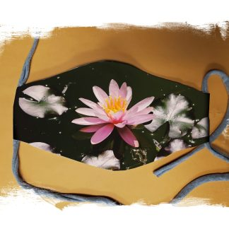 Water Lily Flower Mask
