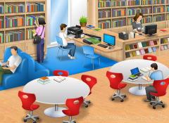 biblioteca-3d-epson-epson-3d-desenho-cenario-escola-educac3a7c3a3o-alunos-palestra-projetor-impressora-projec3a7c3a3o-design-background-drawing-illustration-scenery-education-school-projector