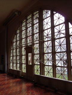 Ellis Island Windows