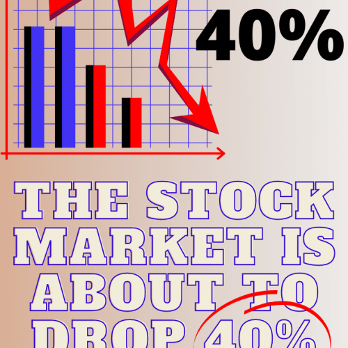 The Stock Market Is About to DROP 40% [TRUTH REVEALED]