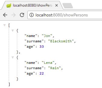 wczytywanie obiektów z pliku konfiguracyjnego