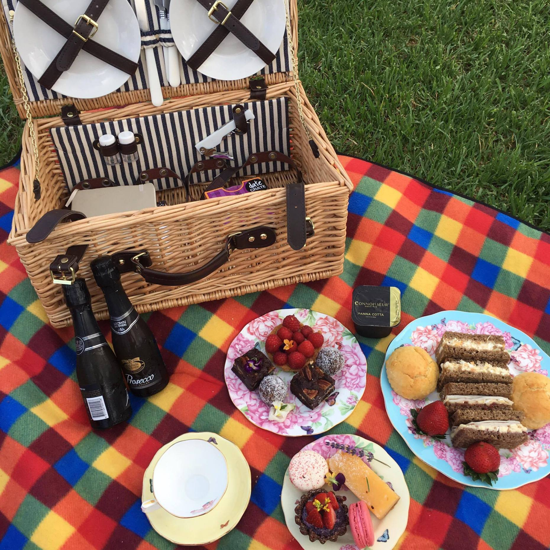 Summer Picnic Catering
