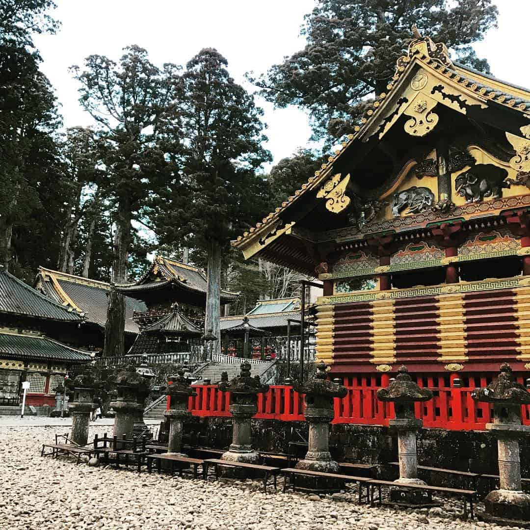 Nikko Japan Shrine