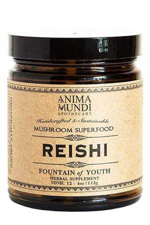 reishi superfood