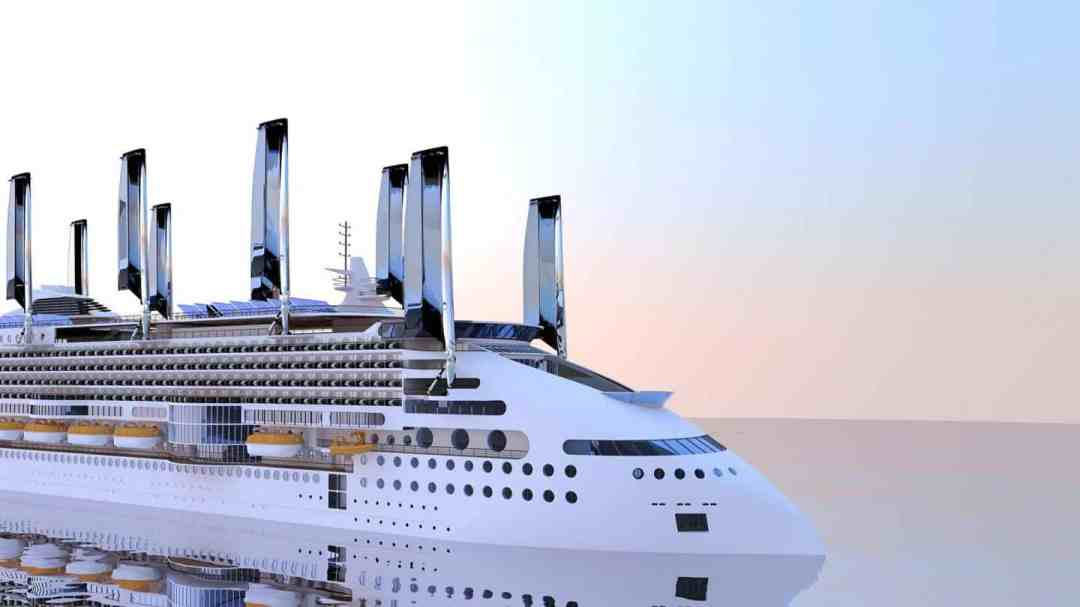 Eco Friendly Cruise Ship - Peace Boat Ecoship