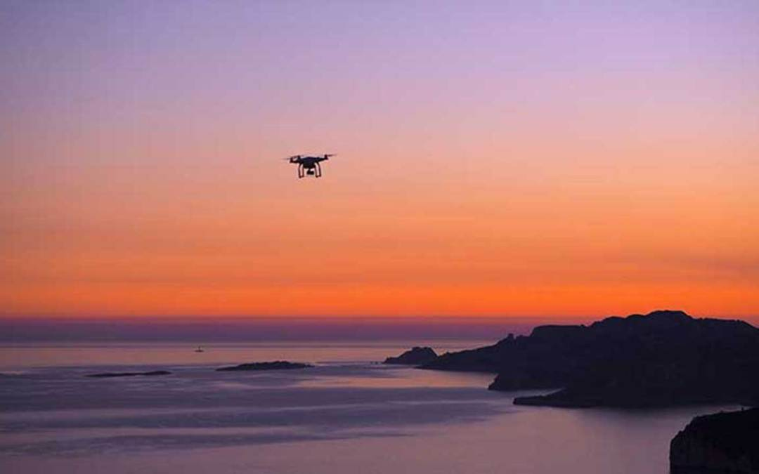 Tips for Flying a Drone Over Water (Safely)!