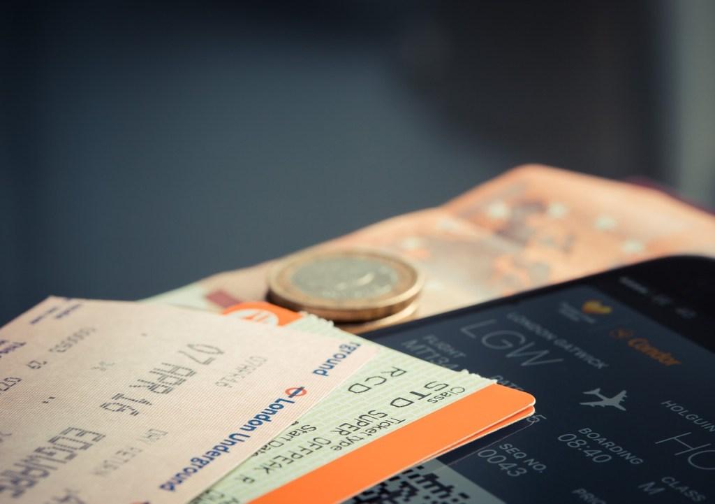 bilet wpodróży