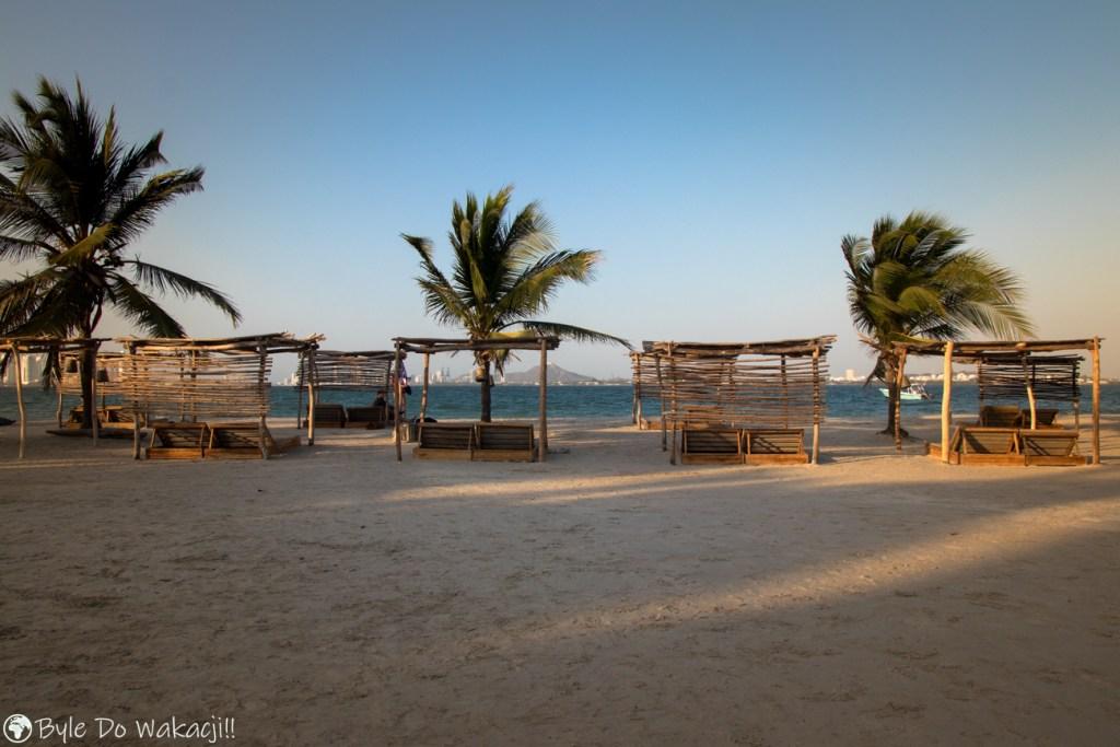 plaże wKolumbii