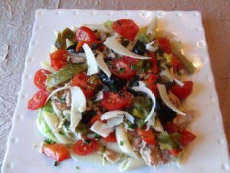 assiette à l'italienne 4