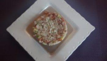 risotto crevettes grises 4