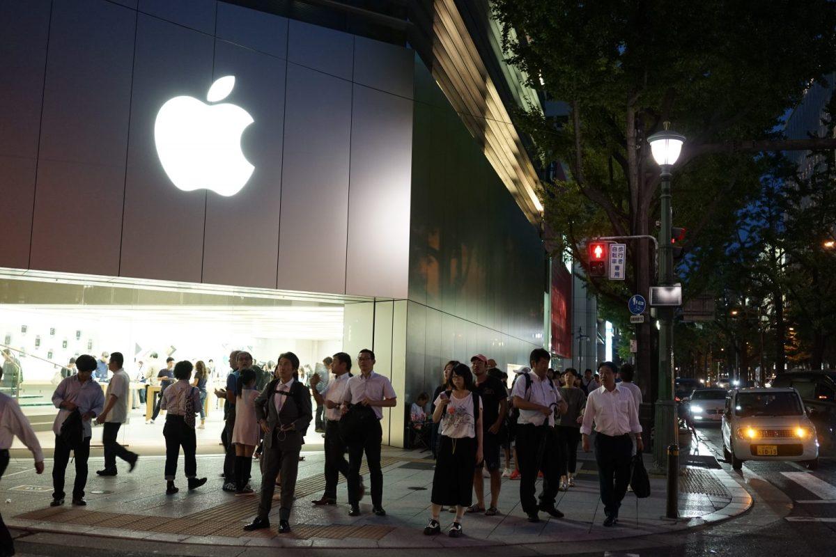 일본에서 아이폰7 구입한 이야기