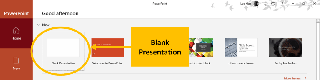 Designing with PowerPoint for Non-Designers