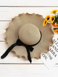 http://fr.shein.com/Bow-Tie-Design-Flounce-Straw-Hat-p-348579-cat-1772.html?utm_source=bymaelle.wordpress.com&utm_medium=blogger&url_from=bymaelle