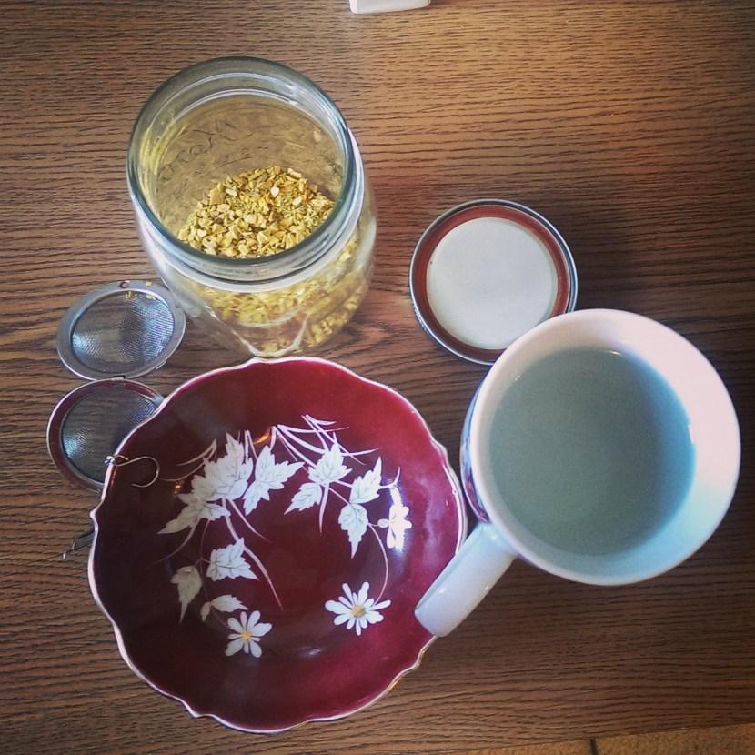 Ginger Turneric Tea antioxidant anti-inflammatory