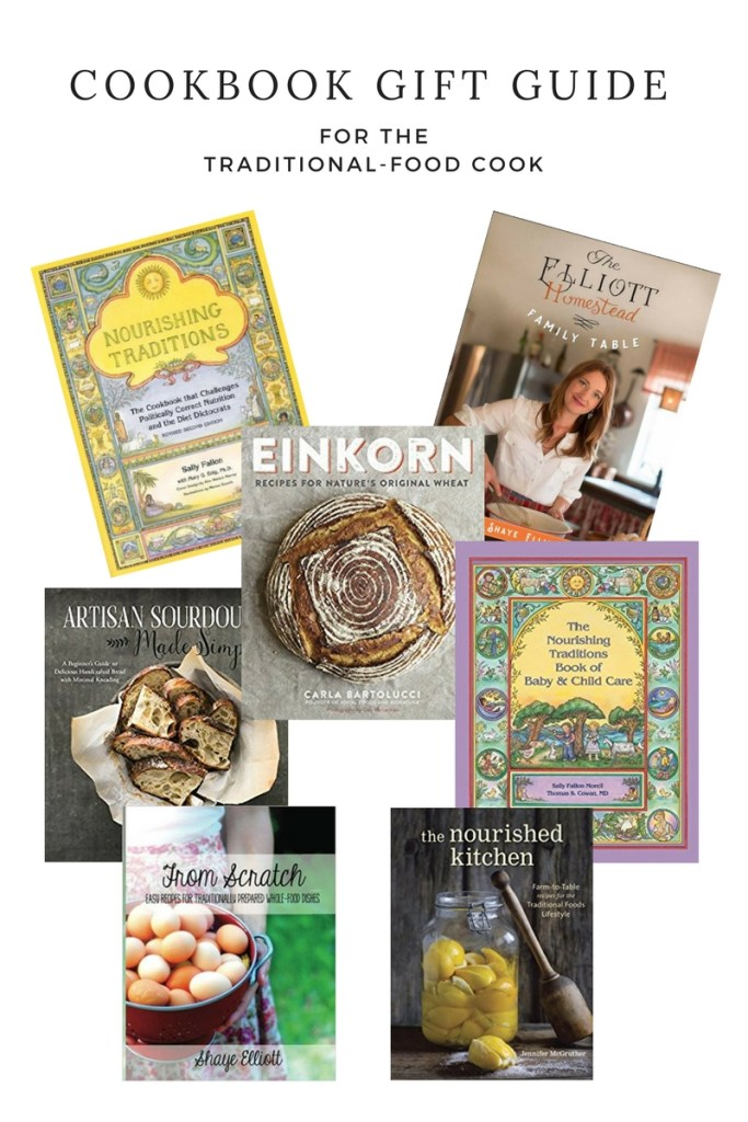 cookbook gift guide for traditions foods