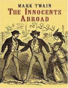 mark twain the innocents abroad